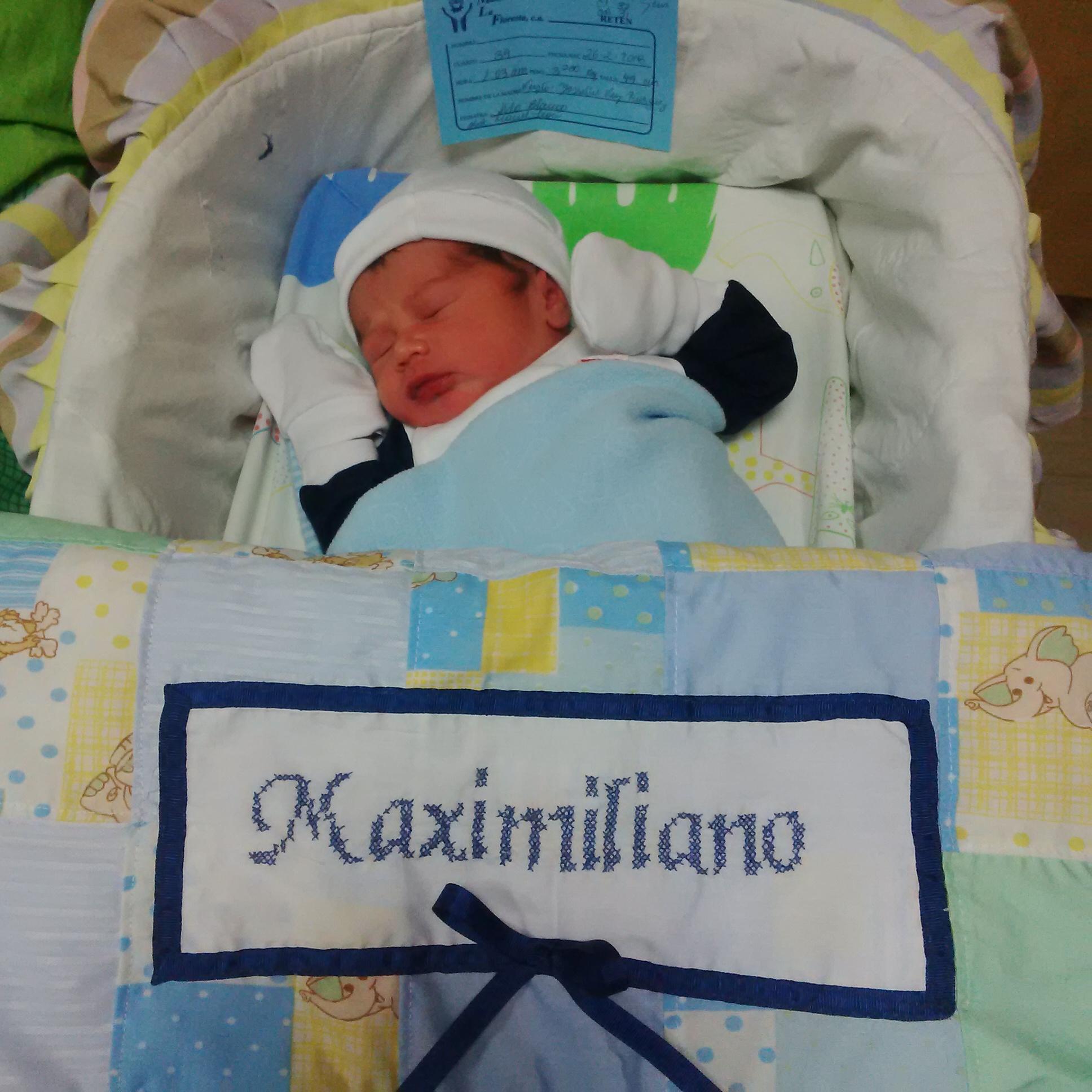 Maximiliano Davian Marquez Key